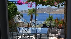Yalıkavak'ta Deniz Manzaralı,Keyifli Özel Villa