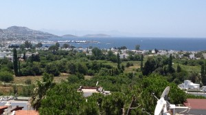 Yalıkavak'ın En Güzel Koyunda, Denizi Olan,Elit Bir Sitede Villa