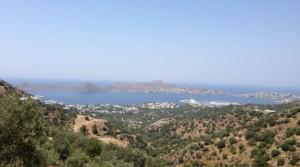 Yalıkavak Geriş'te Kapanmaz Deniz ve Marina Manzaralı Arsa