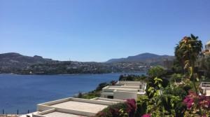 Gündoğanda Denize Sıfır Site İçinde Full Manzaralı Residence