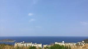 Yalıkavak Gümüşkaya'da Deniz Manzaralı Konut İmarlı Arsa