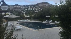 Gümüşlükte Denize 150 Metre Manzaralı Dublex Villa