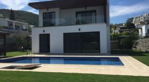 Yalıkavak Merkezde Havuzlu Müstakil Dublex Villa