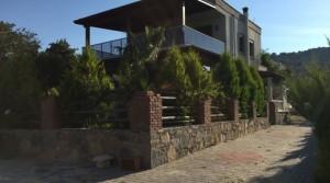 Yalıkavak Merkeze Yakın Yeşillikler İçinde Müstakil Havuzlu Villa