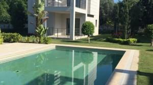 Yalıkavakta Yeşillikler İçinde 5 Adet Muhteşem Özel Villalar