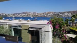 Gündoğanda Plajlı Site İçinde Üst Kat Residence