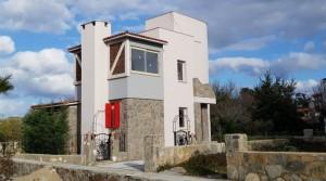Yalıkavak Merkezde Düz Ayak Girişli Bahçeli Dublex Villa