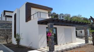 Gümüşlükte Müstakil Manzaralı Dublex Villa
