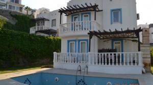 Yalıkavak Geriş Site İçinde Müstakil Havuzlu Villa
