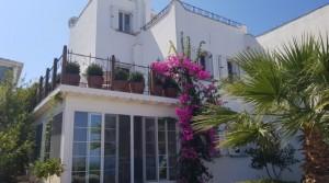 Yalıkavak Geriş'te Muhteşem Manzaralı Dublex İkiz Villa