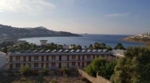 Yalıkavak Tilkicikte Manzaralı Bahçeli Dublex Villa