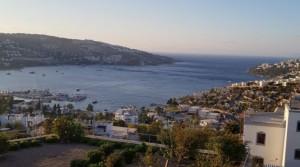 Bodrum Gündoğan'da Deniz Manzaralı Muhteşem Villa