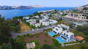 Yalıkavak Gökçebel'de Denize 150 Metre Havuzlu Müstakil Villa