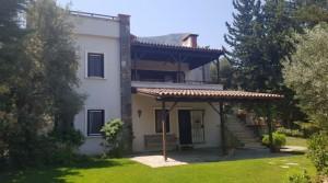 Bodrum Gölköy'de Sessiz Sakin Doğa İçinde Muhteşem Dublex Villa