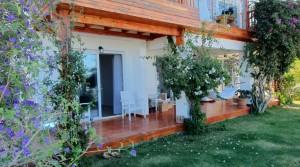Yalıkavak Koyunbaba'da Müstakil Havuzlu Bahçeli Manzaralı Villa